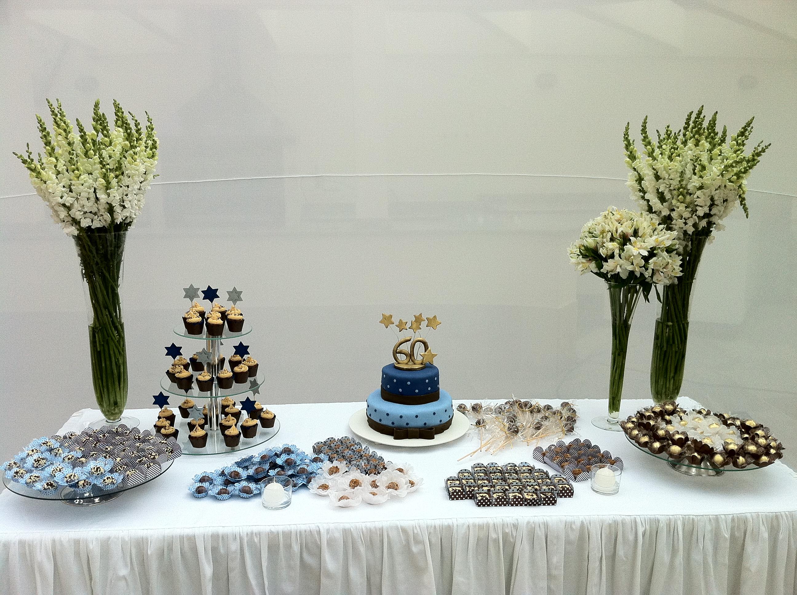 Festa Surpresa De Aniversário De 60 Anos Biscotteria Cookies N Co