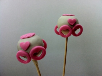 cake pop carruagem
